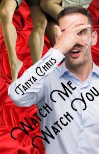 Cover shows a man peeking through his fingers