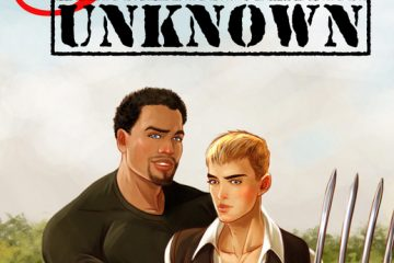 A portion of the Predestination Unknown cover