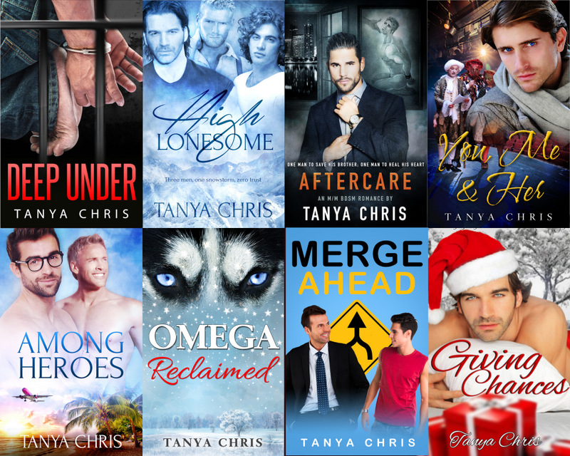 Which Tanya Chris book should you start with?