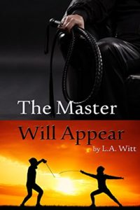 cover for The Master Will Appear features two men fencing